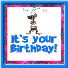 Happy Birthday, prima