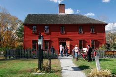 It also captures the rich history of Connecticut, with plenty of places to explore the past.