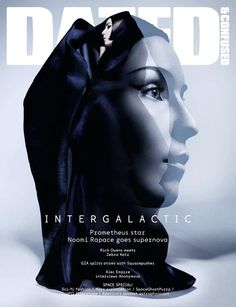 Noomi Rapace | Sølve Sundsbø #photography | Dazed & Confused June 2012