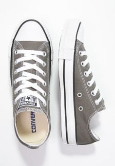 27a505a5dab33 Chaussures Converse CHUCK TAYLOR ALL STAR - Baskets basses - charcoal gris   64