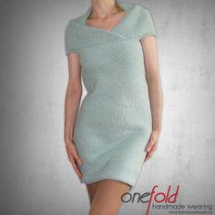 rochie tricotata elastica Knitwear, How To Wear, Handmade, Ideas, Dresses, Fashion, Tricot, Vestidos, Moda