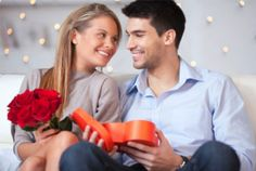The first Valentine's Day with your guy should be perfect, right?