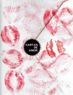 "Cover of e-mag ""Cartas de Amor"" 