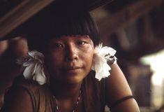 3.  Índios Aharaibus, norte do Rio Negro, Amazonas – 1971. (Claudia Andujar)