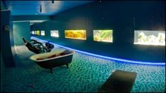 Gek doen: badkuipen, aquaria