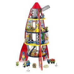 Young Explorers Rocket Ship
