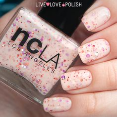 NCLA Posh And Privileged Nail Polish (Duchess Of L.A. Collection) | Live Love Polish