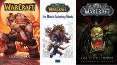 Blizzard to Begin Publishing Books - http://techraptor.net/content/blizzard-begin-publishing-books | Gaming, News