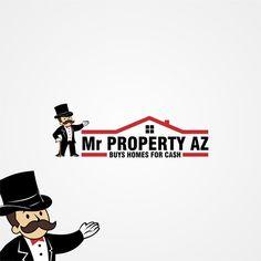 Mr Property AZ - Mr Property AZ needs a logo.