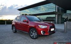 2015 Mitsubishi ASX-Review and Redesign