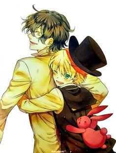 Oz and Gil