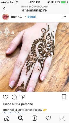 Modern Henna Designs, Arabic Henna Designs, Bridal Henna Designs, Mehndi Designs For Girls, Beautiful Henna Designs, Latest Mehndi Designs, Simple Mehndi Designs, Henna Tattoo Designs, Palm Mehndi Design