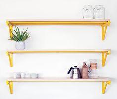 Studio Visibility shelves, sightunseen.com
