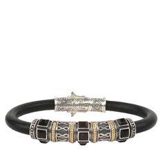 KONSTANTINO ~ Onyx Bracelet