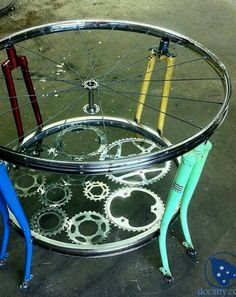 Bicycle table : Docsity.com