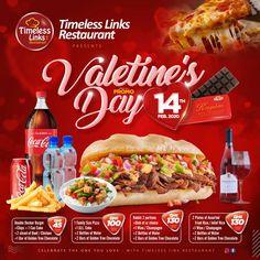 Jollof Rice, Food Poster Design, Valentines Food, Food Menu, Cheesesteak, Flyer Template, Fried Rice, Hot Dog Buns, Flyers