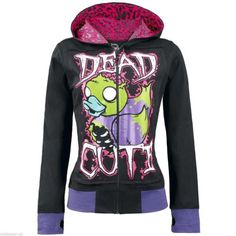 Cupcake-Cult-Dead-Cute-Gothic-Emo-Punk-Girls-Duck-Hoodie-With-Thumb-Holes-14-16