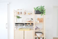 Casa Retro, Open Pantry, Wonderful Places, Shelving, Bookcase, Sweet Home, Woodworking, House, Ikea Ideas