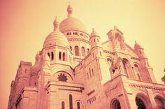 Sacre Coeur ~~ Paris