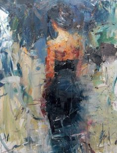 Henry Asencio 1972 - Ameican Abstract Expressionists painter - Tutt'Art@ - (1) (537x700, 403Kb)