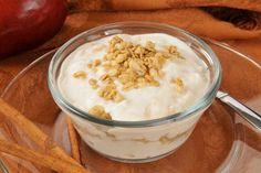 Apple-Cinnamon Yogurt | The Dr. Oz Show