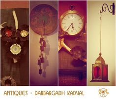 Glimpse of #Antiques at Darbargadh #Kadval Heritage.