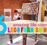 Amazing Life-sized Lego Furnishings That You Can Really Live With | Inhabitat - Sustainable Design Innovation, Eco Architecture, Green Building