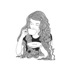 Illustrations and Drawing » ANGEL.GE ❤ liked on Polyvore featuring fillers, drawings, doodles, sketches, art, backgrounds, text, quotes, outlines and magazine
