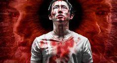 Steven Yeun Shocker Mayhem Reveals Official SXSW Poster