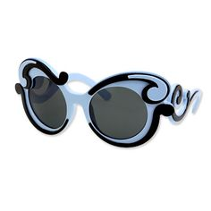 Prada sunglasses. Too cute.