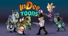 InDee Toons - Customizable Animated Game Characters | #Prefundia