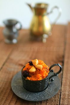 Carrot Halwa | Gajar Ka Halwa | You Never Know Where Life Takes You to.. - Sirisfood Gajar Ka Halwa, You Never Know, Asian Recipes, Food Food, Delicious Desserts, Carrots, Food Photography, Blogging, Sweets