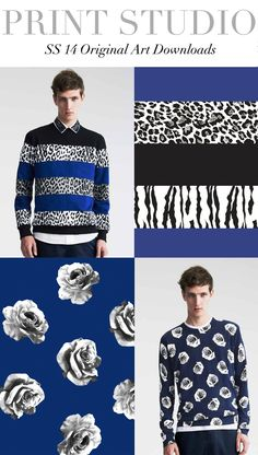 TREND COUNCIL SS 2014 PRINTS