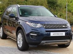 Land Rover Discovery Sport 2.0 TD4 (180bhp) SE Tech