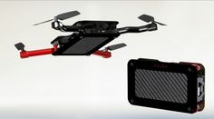 The AeriCam Anura pocket-sized quadcopter has a built-in camera and is one of the newest drones designed for personal use. But even as drones get smaller, safety and privacy concerns aren't shrinking. Parrot Ar Drone, High Aperture, Pilot, Small Drones, New Drone, Drone Technology, Digital Trends, Cool Tech, Aerial Photography
