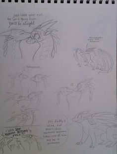 Fatespeaker the Nightwing and Starflight the Nightwing Starspeaker Comic