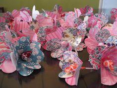Kitschy-Koo: Lollipop Flower Valentine