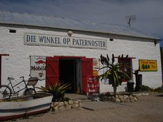Die Winkel op Paternoster - West Coast - Western Cape - South Africa