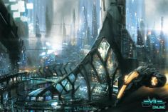 Central District concept image