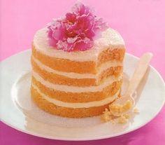 White Chocolate Cake - Donna Hay