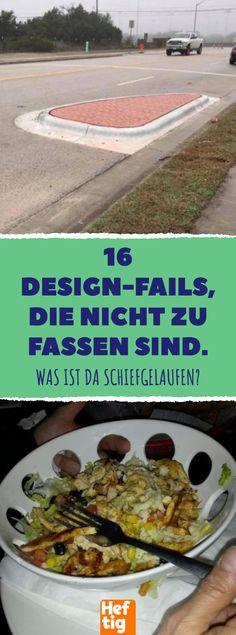 16 Design-Fails, die nicht zu fassen sind. Was ist da schiefgelaufen? #humor Humor, Diet, Funny, Design, Pictures, Weird, Funny Stuff, Laughing, Random Stuff
