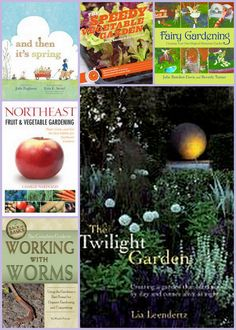 We've got gardening books for you at the GPL!