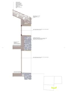 Project: living/dining room, kitchen, office, WC/shower, bedroom, bathroom, artist's studio, exhibition gallery, cellar, technical facilities.  This building...