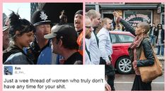 Saffiyah Khan photo inspires viral thread of iconic photos of female protesters in history | Stylist Magazine