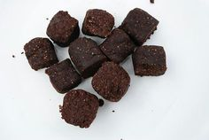 100 calorie brownie bites