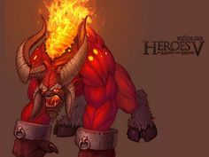 Heroes V : Characters & Races Concept Art Wallpaper  - Heroes of Might and Magic V  Concept Art Wallpaper 10