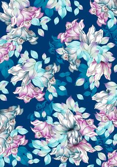 Textile Design on Behance