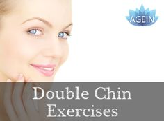 Get Rid of a Double Chin with These 4 Simple Exercises