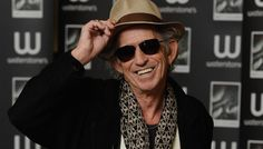 Keith Richards' Documentary and Solo Album Due Out Same Day