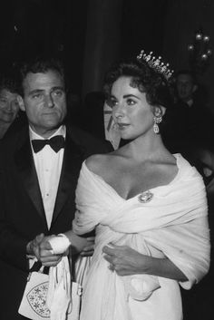 Elizabeth Taylor. 1957
